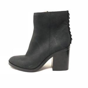 NEW Katy Perry Nefertiti O-Ring Boot Sz 6.5 Black